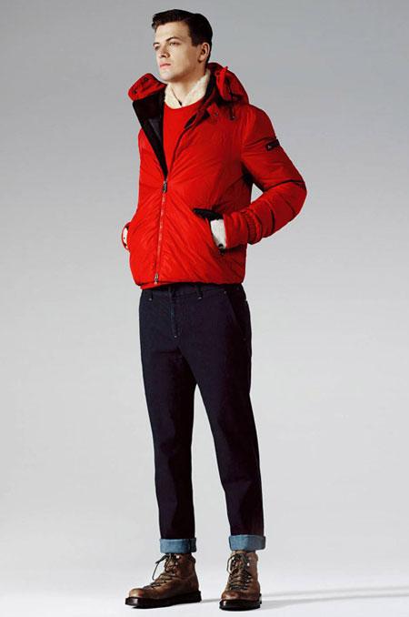 شیک ترین لباس مردانه زمستانی برند Peuterey