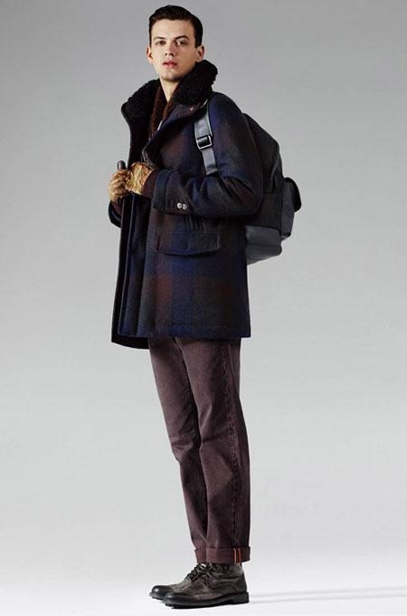 متفاوت ترین مدل لباس مردانه برند Strellson