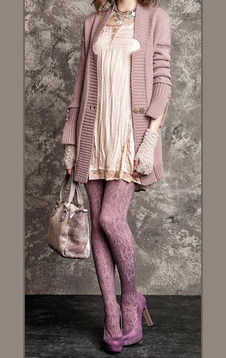 لباس پاییزی و زمستانی 11 لباس جذاب زمستانی دخترانه اسپرت برند Daniela Dallavalle