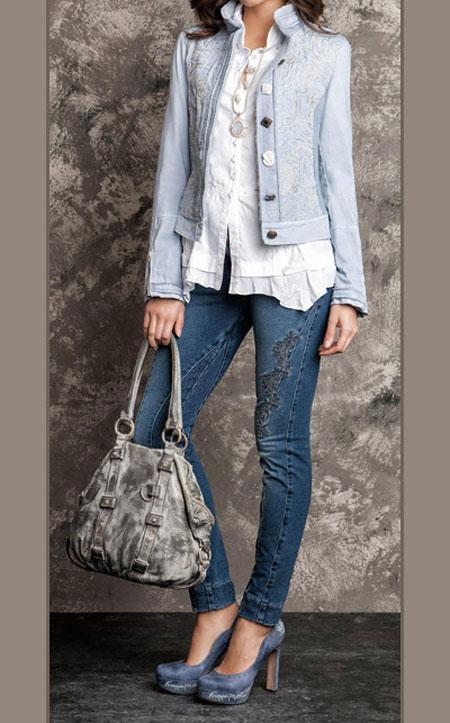 لباس پاییزی و زمستانی 2 لباس جذاب زمستانی دخترانه اسپرت برند Daniela Dallavalle
