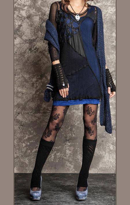 لباس پاییزی و زمستانی 8 لباس جذاب زمستانی دخترانه اسپرت برند Daniela Dallavalle