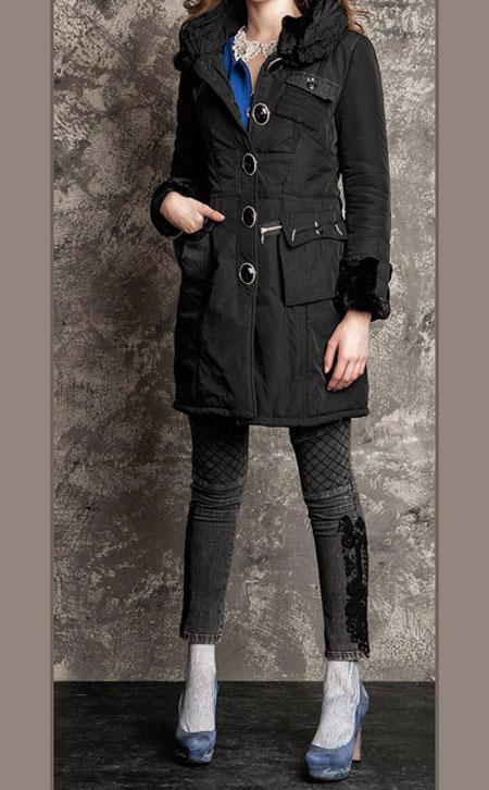 لباس پاییزی و زمستانی 9 لباس جذاب زمستانی دخترانه اسپرت برند Daniela Dallavalle