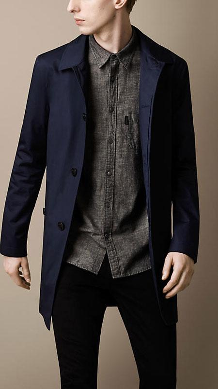 مدل های اسپرت از پالتو مردانه 2015