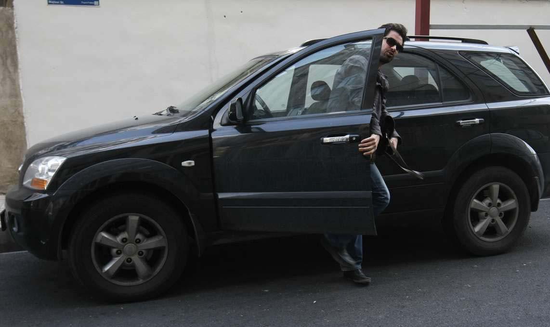 خودروی شهاب حسینی /عکس