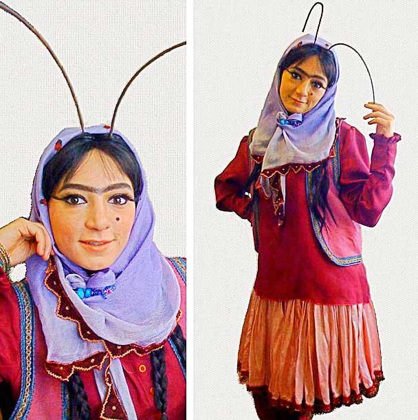 عکس یلدایی سحر ولد بیگی + توصیه هایش برای شب یلدا