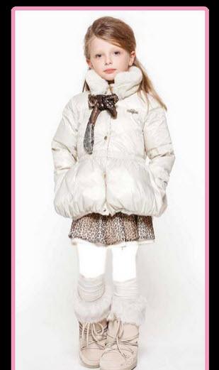 مدل لباس زمستانی 2015 دختر بچه ها