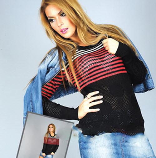 جذاب ترین مدل ژاکت بافتنی زنانه و دخترانه