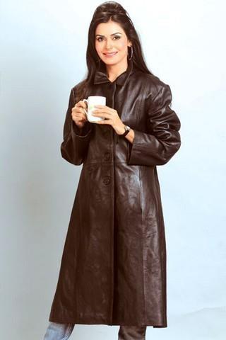 مدل کت تک چرم زنانه 2015