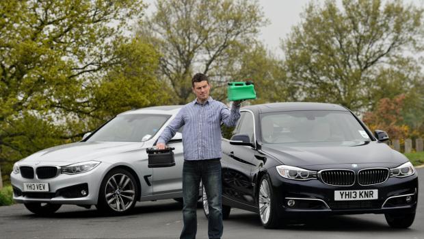 ماشین دیزلی بهتر است یا بنزینی؟