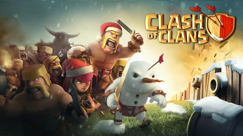 دانلود بازی Clash of Clans 6.407.2