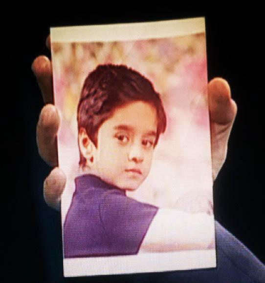 عکس جالب و دیدنی از کودکی رامبد جوان
