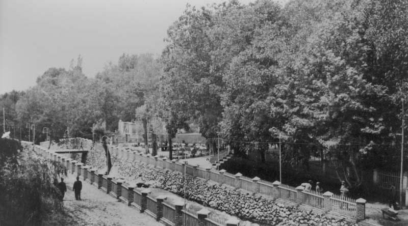 تصویر جالب و دیدنی از خیابان دربند در سال 1310