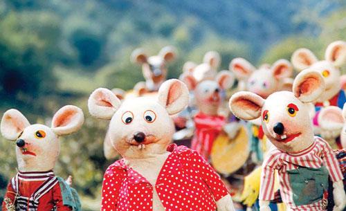 پخش فیلم شهر موش ها 2 در شبکه نمایش خانگی
