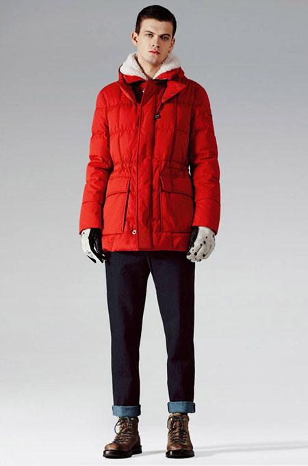 مدل لباس زمستانی مردانه با برند 2015 میلادی
