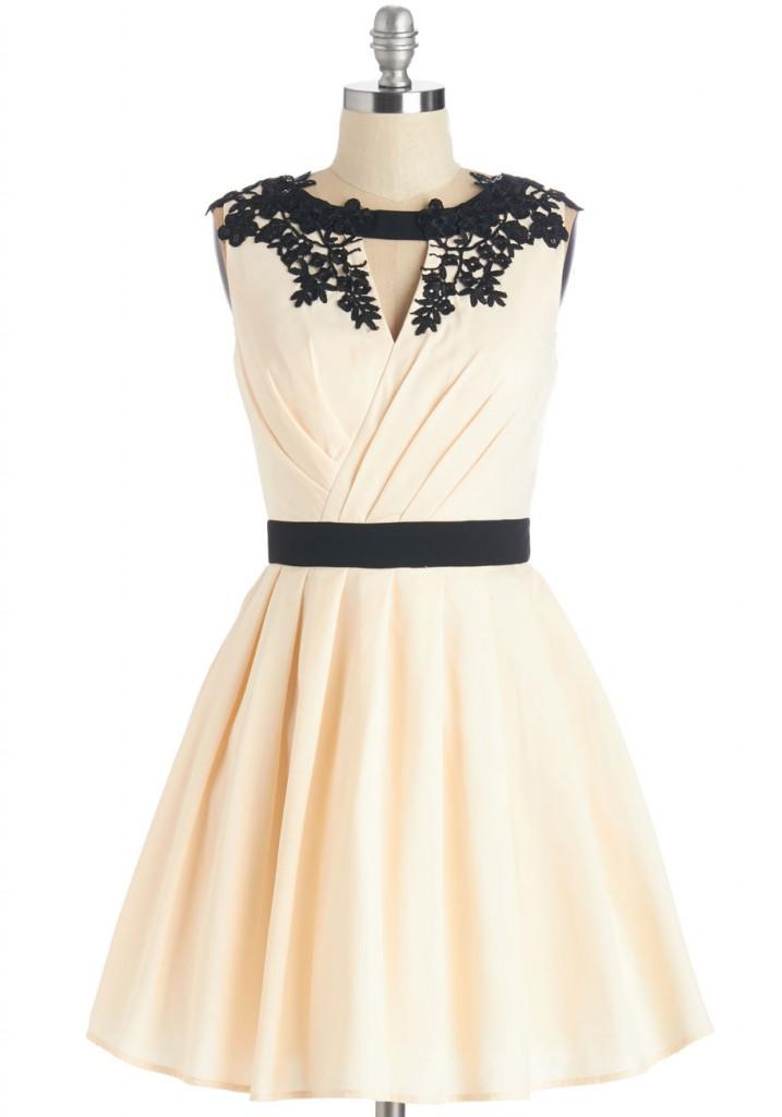 dress mihanfal 8 717x1024 مدل جدید لباس های زنانه مجلسی 2015