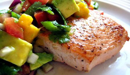 fo2823 طرز تهیه ماهی سالمون