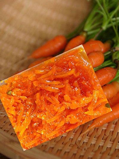 طرز تهیه مربا هویج
