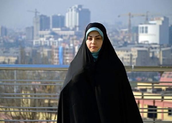 حرکت شایسته بازیگر زن ایرانی همه را غافلگیر کرد + عکس