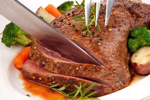 طرز تهیه کباب گوشت فرانسوی