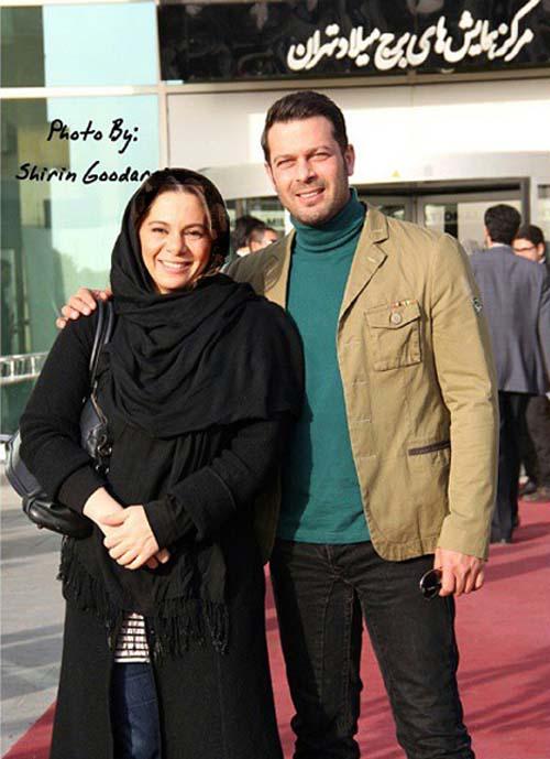 عکس بازیگران ایرانی و همسران