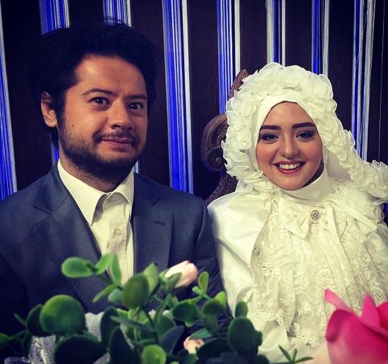 عکس لو رفته عروسی بازیگران ایرانی