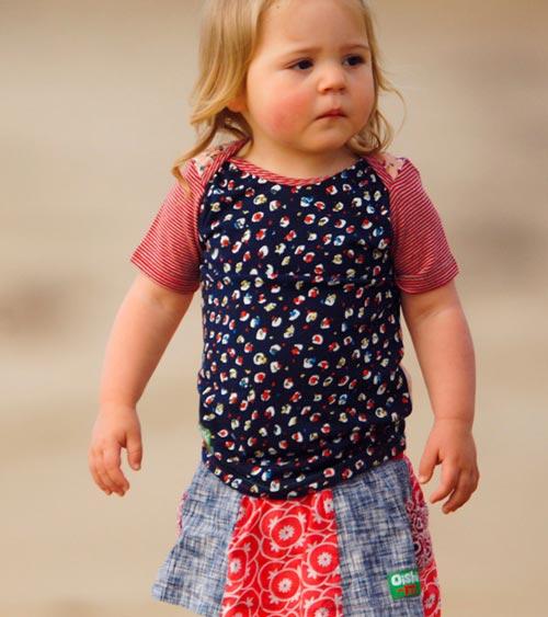 متنوع ترین مدل لباس دختر بچه ها برند oishi m