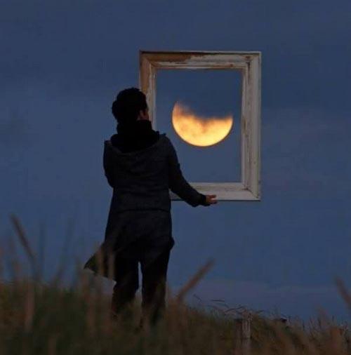 40026741 8 تصاویر جالب و دیدنی از شوخی با ماه!