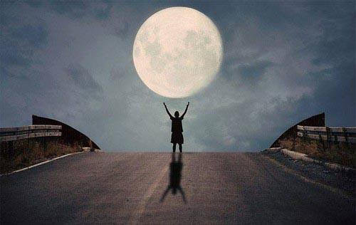40026741 9 تصاویر جالب و دیدنی از شوخی با ماه!