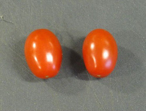 تزیین گوجه فرنگی به شکل قلب