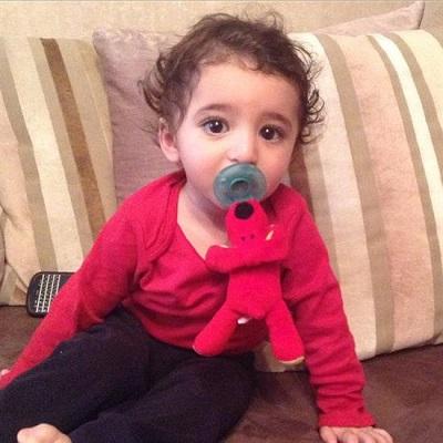 IMG13544412 تصاویر جالب و دیدنی از سامیار پسر شیلا خداداد