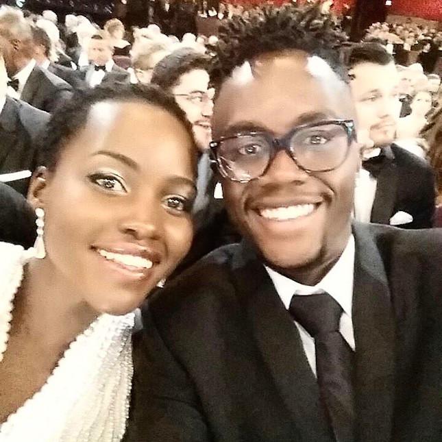 عکس های بازیگران در مراسم اسکار ۲۰۱۵
