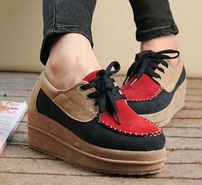 کفش لژدار اسپرت دخترانه
