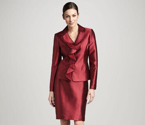 مدل کت و دامن دخترانه مجلسی ۹۴