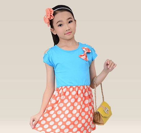 مدل های جدید لباس دختر بچه
