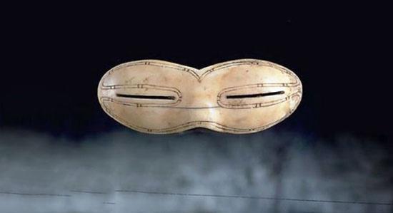 قدیمی ترین عینک آفتابی جهان + عکس