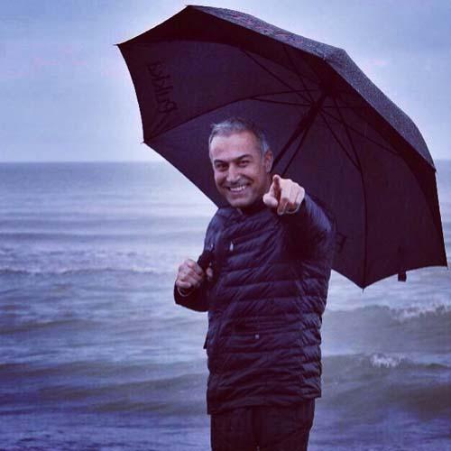 عکس جدید دانیال حکیمی در کنار دریا