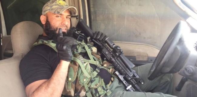 مردی که داعش را به وحشت انداخته است! + عکس