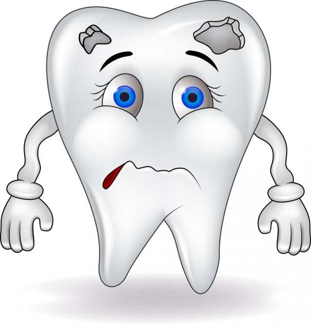 عادت هایی که دندان شما را خراب میکند!