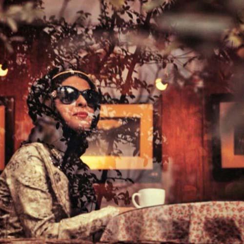 تصویر شاعرانه ی مریم حیدرزاده