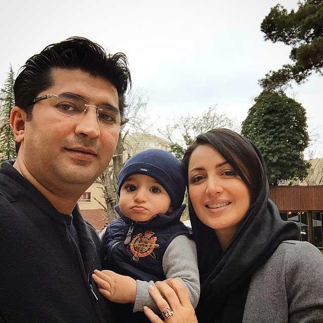 عکس جدید شیلا خداداد و همسرش