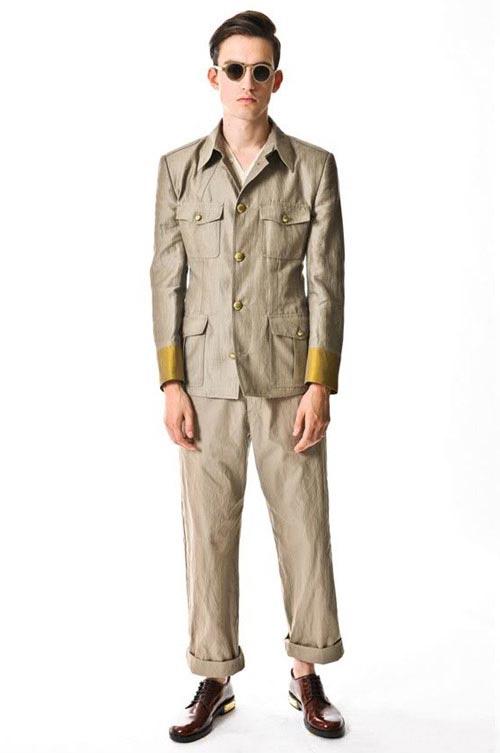 لباس کاملا اسپرت مردانه از برند Marc Jacobs