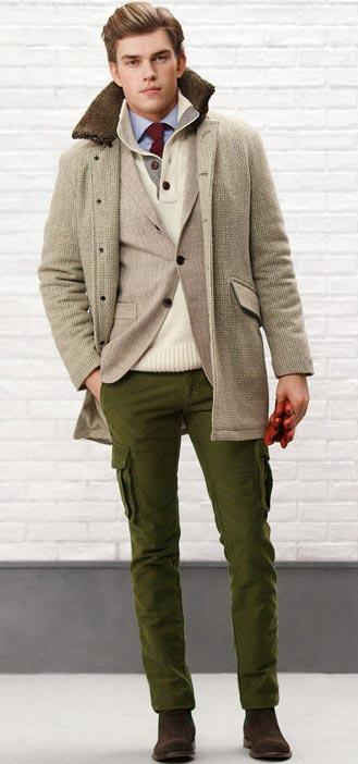 مدل لباس زمستانی برند Gant