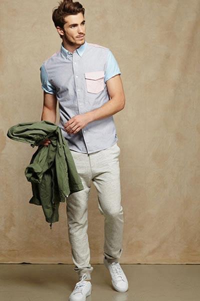 مدل لباس مردانه اسپرت American Eagle