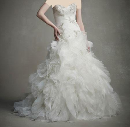 مدل لباس عروس شیک و جدید ۹۴