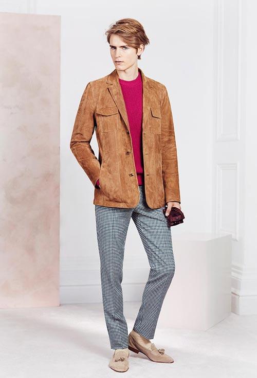 مدل کت و شلوار مردانه از برند معروف dunhill