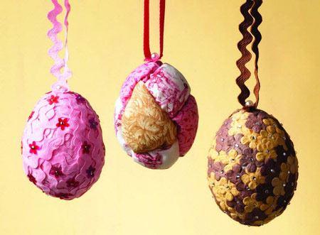 مدل های جدید تزئین تخم مرغ سفره هفت سین