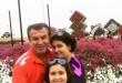 حمید استیلی و دخترانش+عکس