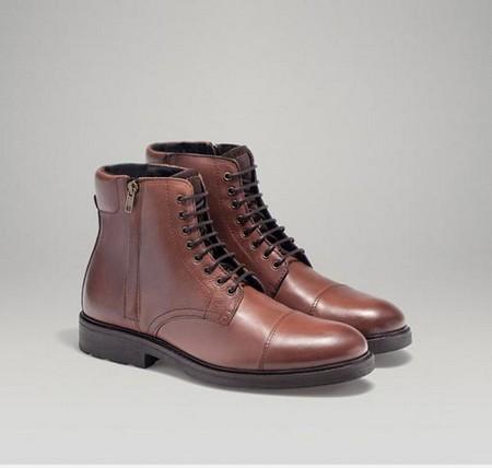 مدل کفش مردانه کتان و چرم