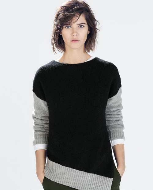 جذاب ترین مدل تونیک بافتنی دخترانه