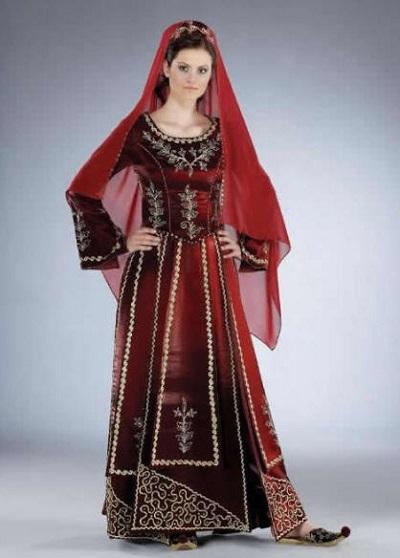 خرید لباس سنتی آذری